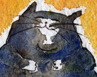 Sumo Cat