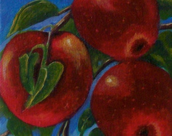 Natures Best 2 Apples