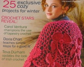 Interweave Crochet, Winter 2007, 25 Cozy Exclusive Cozy Projects for Winter - Free US Shipping