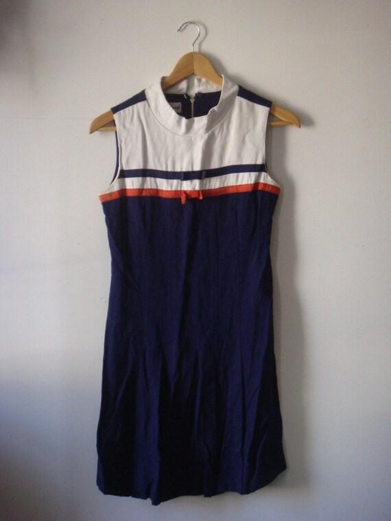 mod tennis dress.