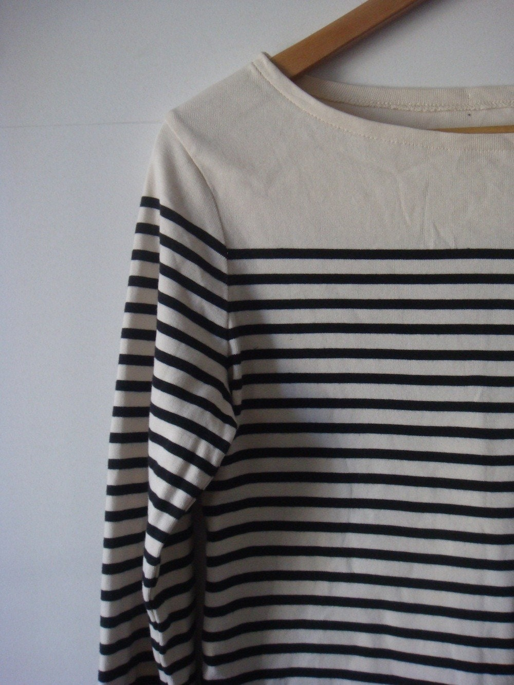 french striped breton boatneck shirt. Black Bedroom Furniture Sets. Home Design Ideas