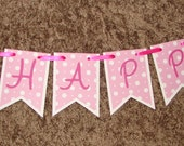 Princess Birthday Banner - Cake decorations, Party decorations, party supplies