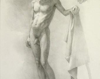 Figure Drawing - original   (FD 43)