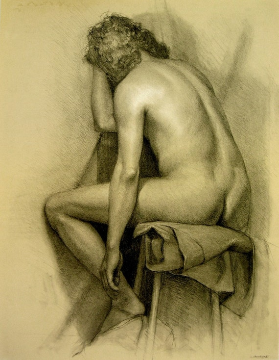 Figure Drawing - original (FD 32)