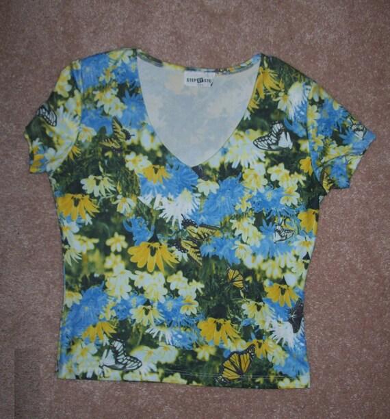 90's Butterfly Shirt