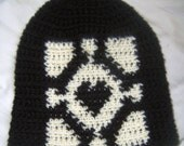 Weighted Companion Cube Beanie