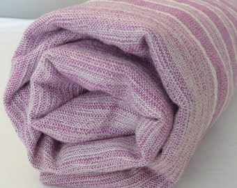 Lilac...Turkish Bath Towel...PESHTEMAL LILAC