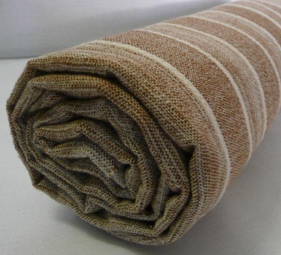 Turkish Bath Towel...PESHTEMAL BROWN
