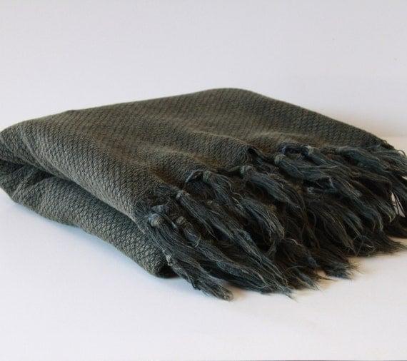 Army Green Hamam Towel... NEW SPECIAL Peshtemal