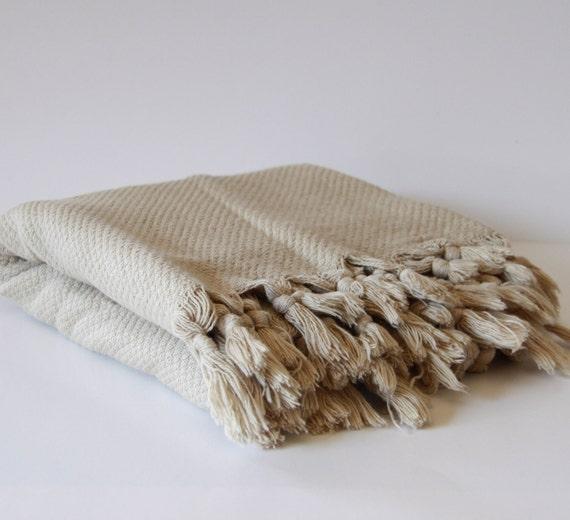 Khaki Bath Towel... NEW SPECIAL Peshtemal
