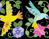 HUMMER BLOCKS ---20 Machine Embroidery Designs (AzEB)