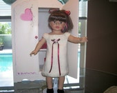 "Party dress for 18 "" dolls...."
