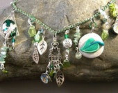 100% DONATION TO AHA // Earth Fusion Necklace