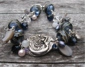 Lady of the Deep Waters Bracelet