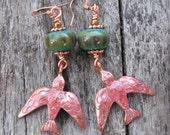 Earthbird Earrings