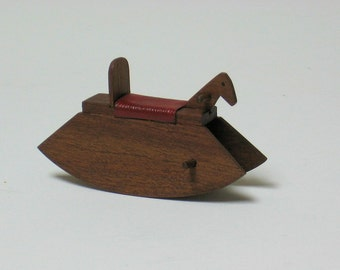 Primitive Rocking Horse - 1/12th scale