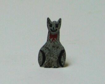 Cat Doorstop -1/12th Scale