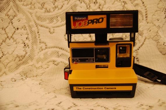 Polaroid Job Pro 600-- Perfect Working Condition