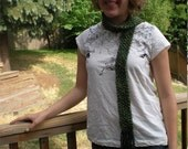SALE ITEM Anytime Green Scarf