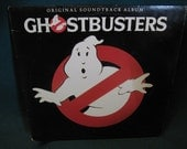 Vintage GhostBusters     Music form the Original Sound Tract  1984