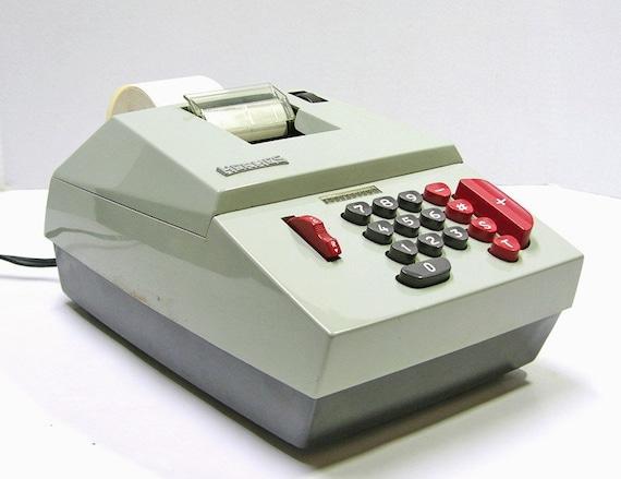 hermes adding machine
