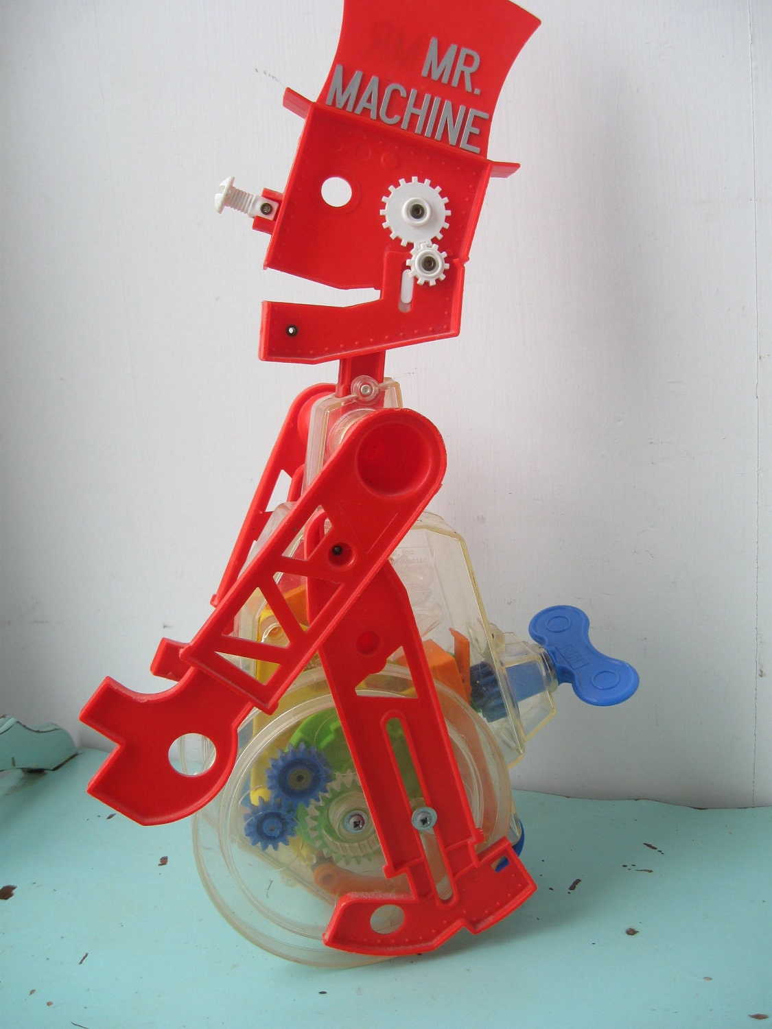Vintage Toys From The 60s : Vintage mr machine robot wind up toy s
