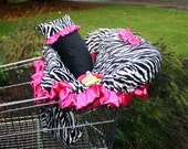 Submissive shopping cart covering for baby chubby