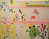 Frog Princess Canvas