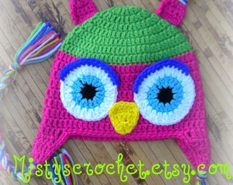 Have A Hoot Hat
