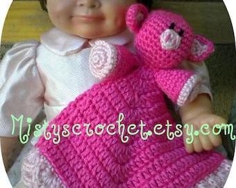 Onk Onk Baby Safety Blankie