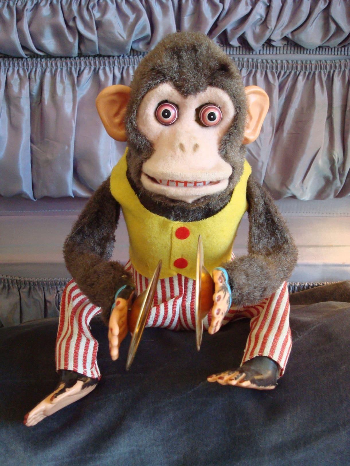 Vintage Japanese Jolly Chimp