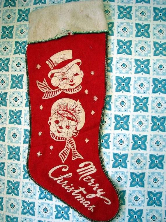 Etsy Christmas Stockings