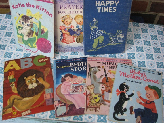 FUN Lot of Vintage Book Covers for Journals and Collages
