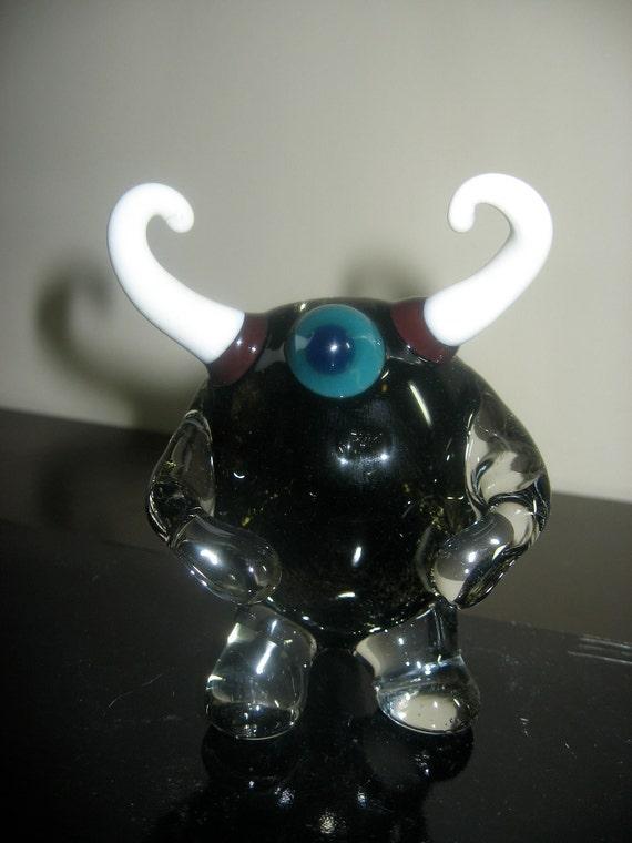 Eye the Black Kooky Monster