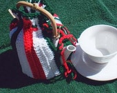 Stripped Tea Pot Cozy