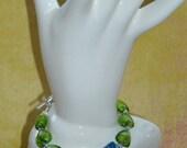 Sea Green Bracelet - Special Order for Carol