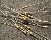 Upcycled Colorful Resistors - 50 Piece