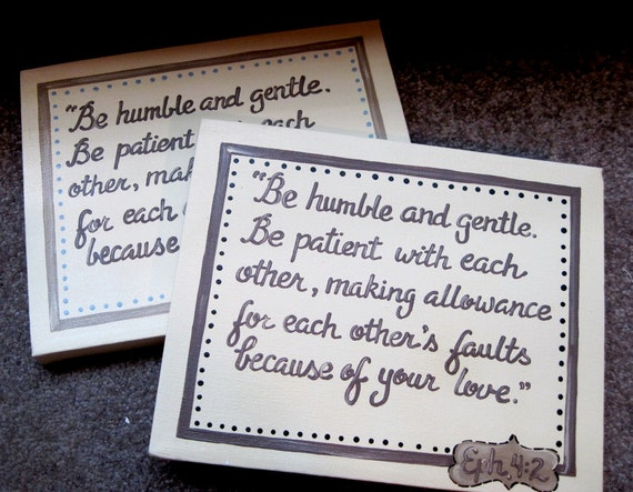 Verses For Wedding Gifts: Custom Bible Verse Canvas Sign Wedding Gift Newlyweds