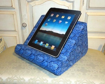 Padded iPad Stand for Your Lap, For All Your Hands Free Reading