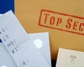 TOP SECRET Spy Messages for Kids - Help your Child Learn to Read