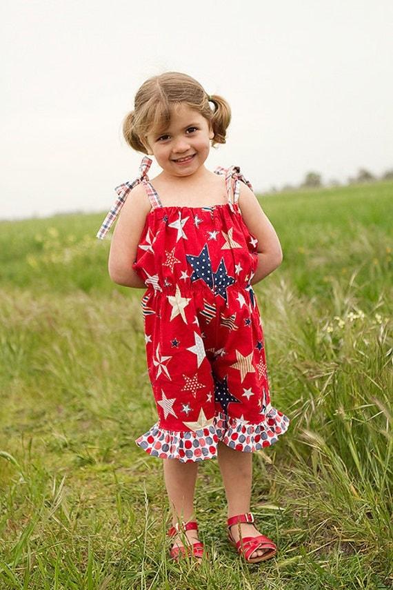FREEDOM Retro Romper - sizes newborn - Girls 10