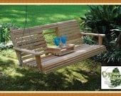 5 ft. Console Porch Swing (FREE SHIPPING)