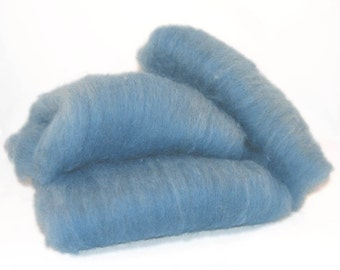 Letty Shetland Dyed Spinning Batts - 3-1/2 ounces