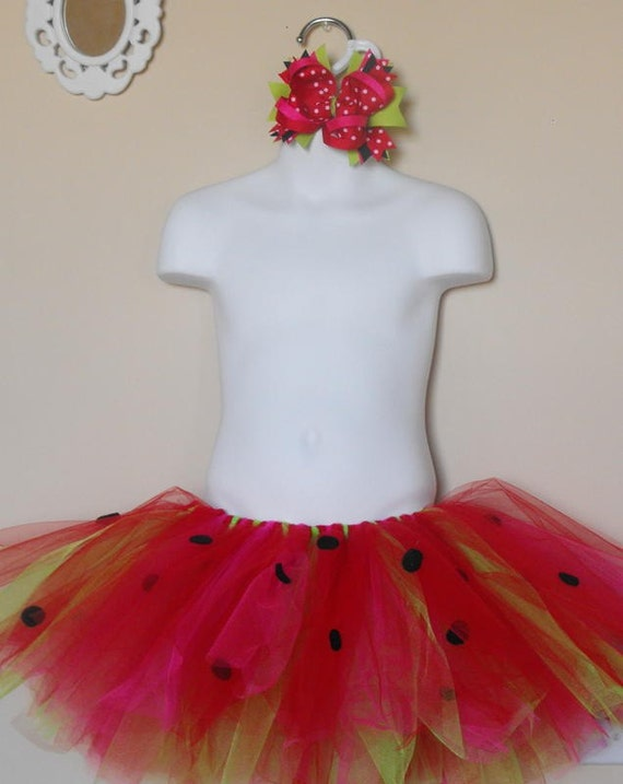 Watermelon Princess Tutu