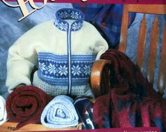 Adventures With Polar Fleece by Nancy Cornwell