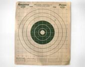 1952 Hunting Target
