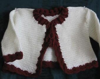 Victorian Baby Jacket Pattern