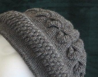 Victorian Bicycle Cap Pattern