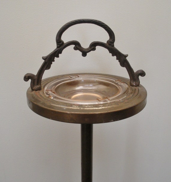 Vintage Ashtray Stand 59