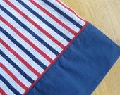 Circus Stripes - Vintage Flat Bedsheet